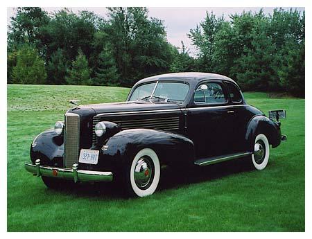 1937 Cadillac LaSalle Model 5027
